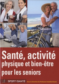 Isabelle Dionne - Santé, activité physique et bien-être pour les seniors.