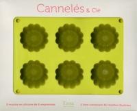 Isabelle Dreyfus - Cannelés et Cie - 42 recettes sucrées salées à réaliser dans les moules à cannelés.