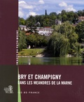 Isabelle Duhau - Bry et Champigny dans les méandres de la Marne.