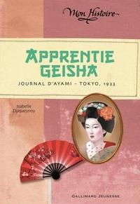 Isabelle Duquesnoy - Apprentie Geisha - Journal d'Ayami - Tokyo 1923.
