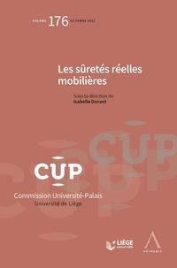 Isabelle Durant - Les sûretés réelles mobilières.