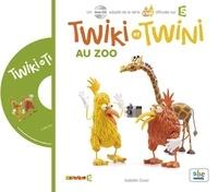Isabelle Duval - Twiki et Twini au zoo. 1 CD audio