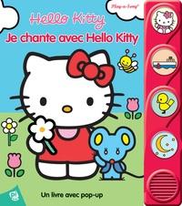 Isabelle Eisenstein - Je chante avec Hello Kitty.