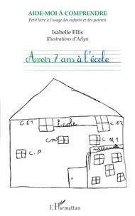 Téléchargez des livres pour mac Avoir 7 ans à l'école