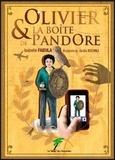 Isabelle Fabula - Olivier & la boîte de Pandore.