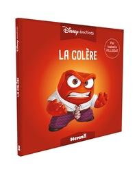 Deedr.fr La colère - Avec 1 cahier d'exercices pratiqués Image