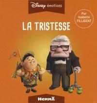 Isabelle Filliozat et  Disney Pixar - La tristesse - Avec 1 cahier d'exercices pratiques.