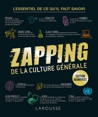 Isabelle Fougère - Le zapping de la culture générale.