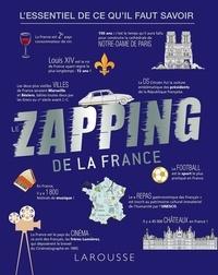 Isabelle Fougère et Renaud Thomazo - Le zapping de la France.
