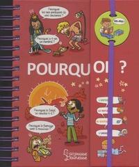 Isabelle Fougère et Mélanie Allag - Pourquoi ?.