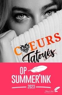 Isabelle Fourié - Coeurs tatoués.