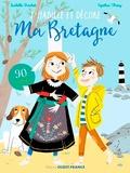 Isabelle Frachet - J'habille et décore ma Bretagne, 90 stickers.
