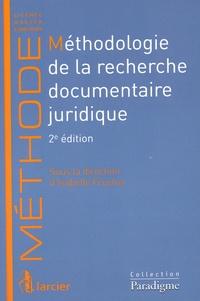 Isabelle Fructus et Guillaume Adréani - Méthodologie de la recherche documentaire juridique.