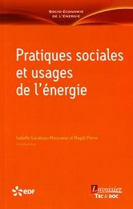 Isabelle Garabuau-Moussaoui et Magali Pierre - Pratiques sociales et usages de l'énergie.