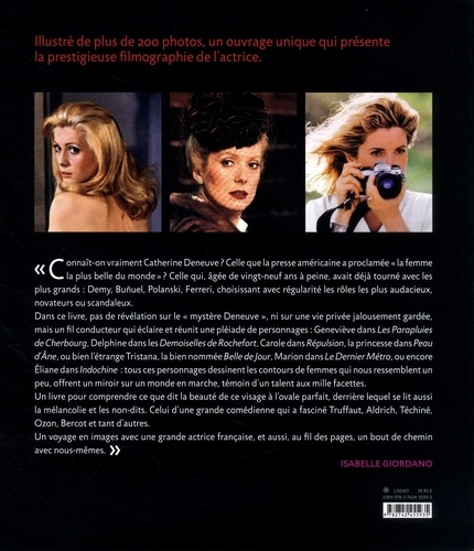Catherine Deneuve. Film par film
