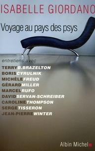 Isabelle Giordano - Voyage au pays des psys.