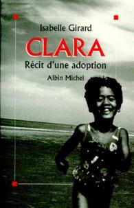 Histoiresdenlire.be CLARA. Récit d'une adoption Image