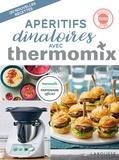 Isabelle Guerre - Apéritifs dînatoires avec Thermomix.