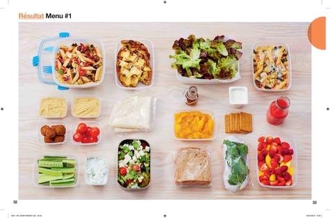 En 1h, je prépare mes lunchbox pour toute la semaine