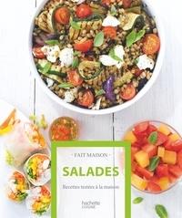 Isabelle Guerre - Salades - Recettes testées à la maison.