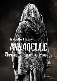Est-il légal de télécharger des livres à partir de scribd Annabelle, chronique d'une non-morte 9782363721464 par Isabelle Haury