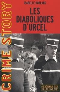 Isabelle Horlans - Diaboliques d'Urcel.