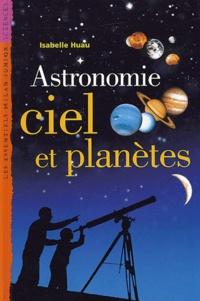 Isabelle Huau - Astronomie, ciel et planètes.