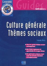 Isabelle Hulaud - Culture générale, thèmes sociaux.
