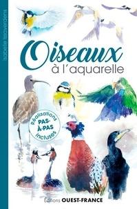 Isabelle Issaverdens - Oiseaux à l'aquarelle.