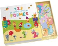1, 2, 3, je compte avec les formes - Avec 31 pièces aimantées en bois.pdf
