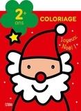 Isabelle Jacqué - Coloriage Joyeux Noël ! - 2 ans.