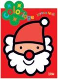 Isabelle Jacqué - Coloriage Joyeux Noël.