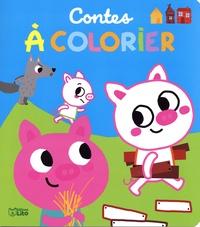 Deedr.fr Contes à colorier Image