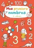 Isabelle Jacqué - Mes premiers nombres à colorier - Avec un poster à colorier.