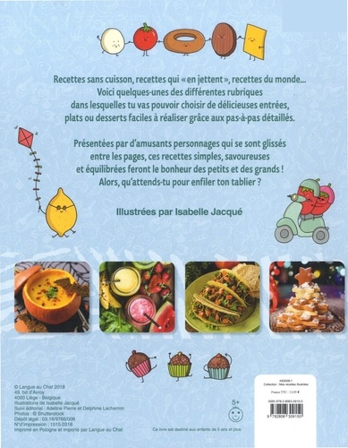 Mes recettes fastoches