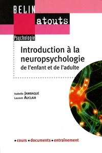 Deedr.fr Introduction à la neuropsychologie de l'enfant et de l'adulte Image