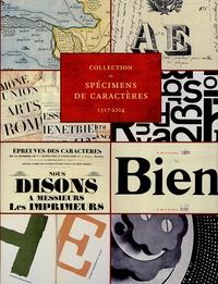 Collection de spécimens de caractères 1517-2004.pdf