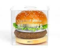Isabelle Jeuge-Maynart - Ceci n'est pas un hamburger.