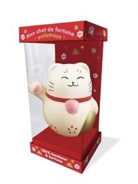 Isabelle Jeuge-Maynart et Ghislaine Stora - Coffret Mon chat antistress - Le carnet ludique avec un squishy.
