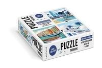 Isabelle Jeuge-Maynart et Ghislaine Stora - Envie d'ailleurs - Contient 3 puzzles de 240 pièces chacun.