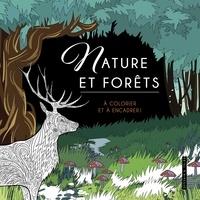 Isabelle Jeuge-Maynart et Ghislaine Stora - Forêts du monde - A colorier et à encadrer !.