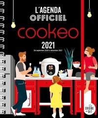 Isabelle Jeuge-Maynart et Ghislaine Stora - L'agenda officiel Cookeo - De septembre 2020 à décembre 2021.
