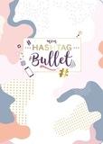 Isabelle Jeuge-Maynart et Ghislaine Stora - Mon Hashtag Bullet.