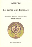 Isabelle Jourdan - Les quinze joies du mariage.
