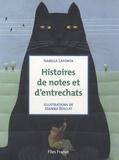 Isabelle Lafonta et Joanna Boillat - Histoires de notes et d'entrechats.