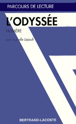 "Isabelle Lejault - ""L'Odyssée"", Homère."