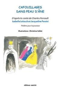 Isabelle Lelouch et Jacqueline Persini - Cafouillages dans Peau d'âne.