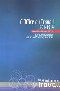 Histoiresdenlire.be L'Office du Travail (1891-1914) - La république et la réforme sociale Image