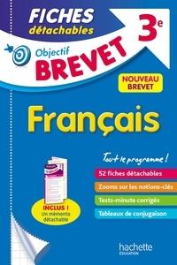 Isabelle Lisle - Français 3e Objectif brevet - Fiches détachables.