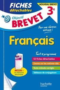 Isabelle Lisle - Français 3e - Fiches détachables.